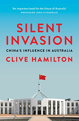 Silent Invasion by [Hamilton, Clive]